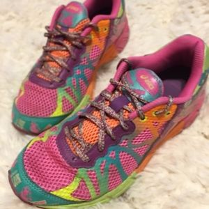 WOMENS | ASICS GEL | RUNNING ATHLETIC SHOES